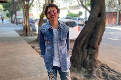 A través de sus redes sociales, el creador de contenido publicó la clase de salsa que tuvo y expresó lo orgulloso que estaba de él mismo.