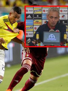 Sebastián Villa sigue castigado por la demanda de Daniela Cortés y no será convocado a la Selección Colombia, según Reinaldo Rueda