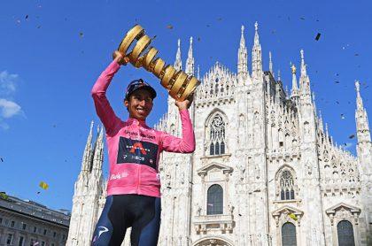 Giro de Italia: expertos internacionales destacan fortaleza mental de Egan