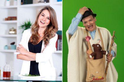 Catalina Gómez y 'Don Jediondo', a propósito de oso que ella pasó por culpa de él en 'Día a día' y otras anécdotas por el aniversario 20 del programa.
