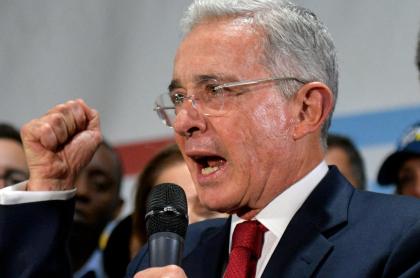 Paro nacional: Álvaro Uribe dice que a Iván Duque le ha faltado autoridad