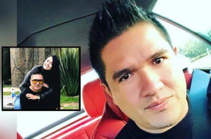 Boyacomán, quien desmintió que se hubiera separado de su esposa, la modelo Eliana Alzate