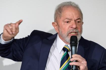 Partido de Lula critica a Jair Bolsonaro por aceptar Copa América en Brasil. Imagen de referencia del Lula.