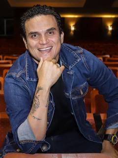 Foto de Silvestre dangond y 'Suso', a propósito de tatuaje que prometió el presentador