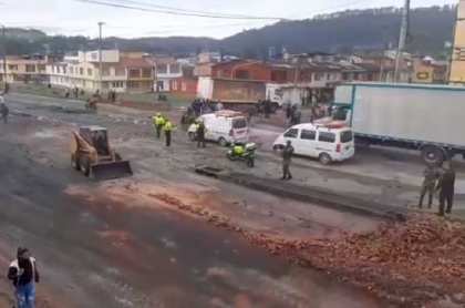Lista de vías desbloqueadas por paro nacional en Colombia, hoy 1 de junio