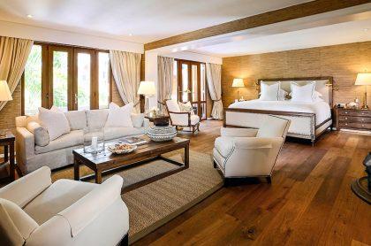 Suite Fernando Botero del  Sofitel Legend Santa Clara, ilustra nota de Cuánto vale una noche en los 3 mejores hoteles de Colombia, según ránking