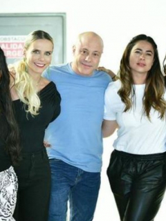 Carla Giraldo, Viña Machado, Marbelle y Catalina Maya pondrán picante a Masterchef