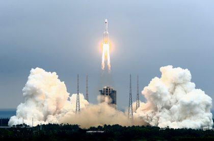 Llevarán calamares a Estación Espacial Internacional en un cohete