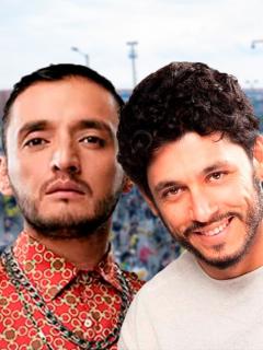 Santiago Alarcón y Juan P. Barragán hablan de activismo y veto en canales.