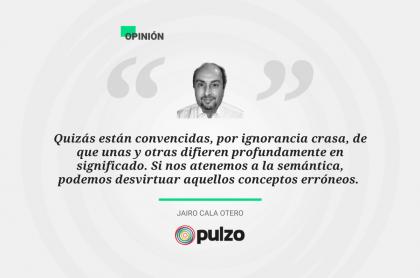 Frase destacada sobre Diferenciaciones amañadas para unas palabras del castellano