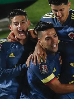 Video de Falcao García previo al partido de Colombia vs. Perú hoy, por Eliminatorias.