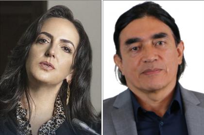 María Fernanda Cabal y Gustavo Bolívar