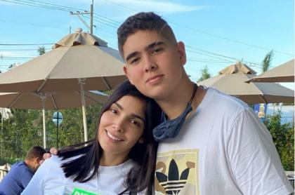 Andreina Fiallo, que habló de las críticas a su hijo, Daniel Guarín, y el adolescente