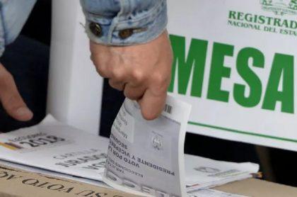 Link para ver dónde tiene inscrita la cédula para elecciones en Colombia
