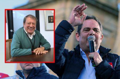 Mario Hernández está de acuerdo con que Germán Vargas Lleras se lance a como candidato presidencial.