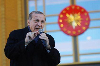 Gobierno de Recep Tayyip Erdoğan, salpicado por narco.