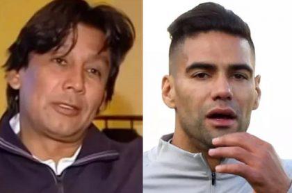 Eduardo Pimental le mandó fuerte indirectazo a Falcao García por viejo trino en el que pidió respetar las marchas pacíficas en Colombia.