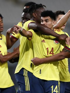 Colombia vs. Argentina: Alfredo Morelos ya está disponible para el partido de Eliminatorias.