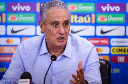 Tite, niega amenaza con ser destituido por su posición crítica a la Copa América