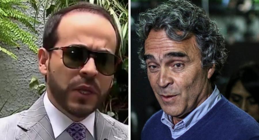 Abelardo de la Espriella, quien atacó a Sergio Fajardo y le dijo que era un culebrero que no sabe de nada