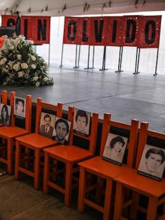 Casi medio millón de víctimas del conflicto en Colombia habló sobre su situación