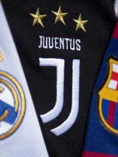 Imagen de clubes europeos que ilustra nota; UEFA no multará a clubes fundadores de Superliga europea