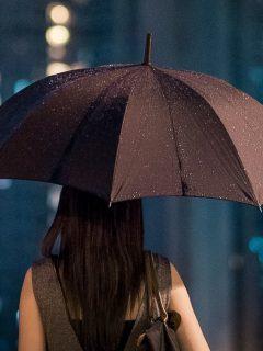 Imagen de lluvia que ilustra nota; Lluvias en Colombia: Ideam dice cuándo empezará el verano