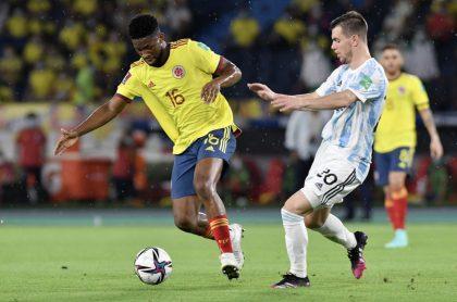 Jefferson Lerma vs. Argentina, ilustra nota de Selección Colombia explica porque no convocó a Jefferson Lerma a la Copa América