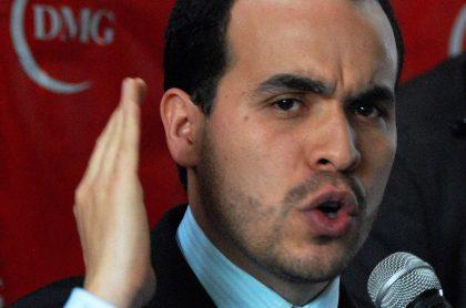 Abelardo de la Espriella, abogado que propuso legalizar el 10 % de los capitales ilegales para la reforma tributaria