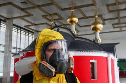 Moscú entra en semana de vacaciones forzadas por aumento de casos de COVID-19