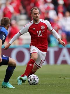 Christian Eriksen: ¿Quién es el jugador que se desmayó en la Eurocopa?