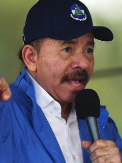 Detienen en Nicaragua a Daysi Tamara Dávila, líder opositora a Daniel Ortega (foto).