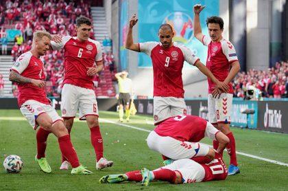 "Futbolista danés Christian Eriksen continúa ""estable"""