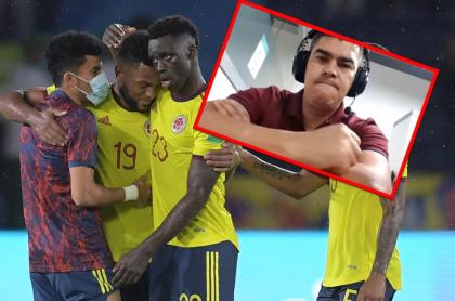 Eduardo Luis habla de la transmisión del partido de Colombia por Caracol Televisión o Win Sports +