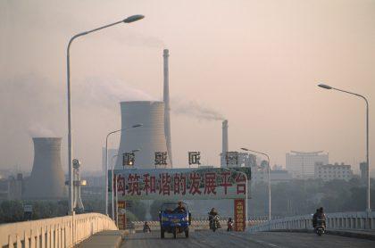 Imagen de reactor que ilustra nota; Fuga en central nuclear china levanta las alarmas
