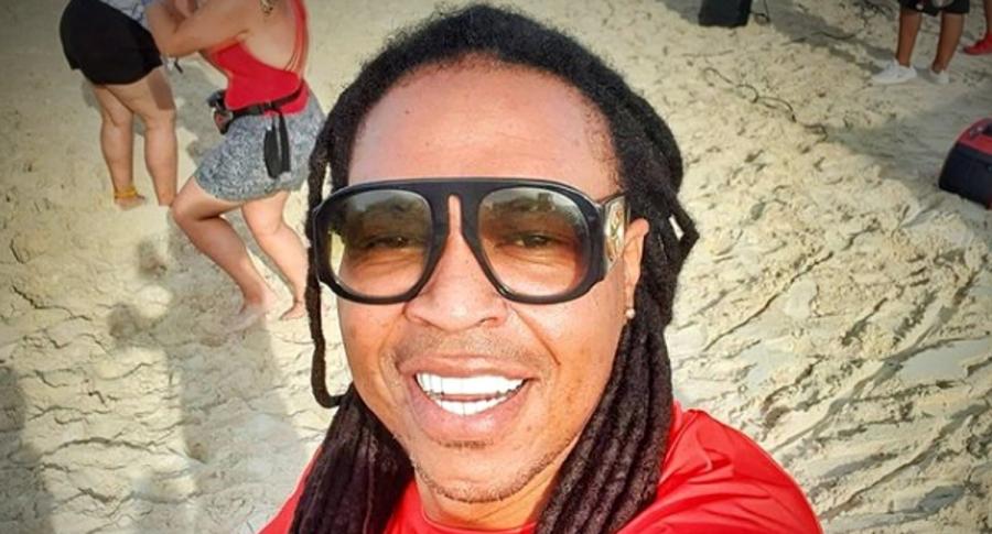 Selfi de 'Junior Jein', a propósito de que Policía de Cali confirmó capturas por su muerte en A otro nivel.