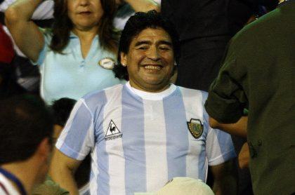 Imagen de Diego Maradona que ilustra nota; Copa América: Argentina recibirá homenaje a Diego Maradona en torneo