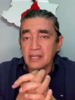 """Gustavo Bolívar sorprendió a sus seguidores con un trino en el que decía que amaba a """"Uribe"""", pero se refería a Fernando Uribe, atacante de Millonarios."""