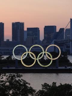 Imagen de Tokio que ilustra nota; Juegos Olímpicos: atletas que violen reglas sanitarias serán expulsados