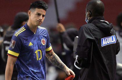 James Rodríguez aseguró que quiere retirarse joven del fútbol profesional y señaló que no se ve jugando hasta los 40 años.