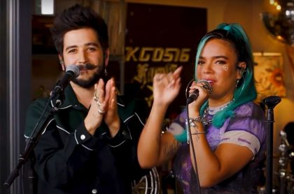 Camilo y Karol G lideran las nominaciones en los Premios Juventud 2021
