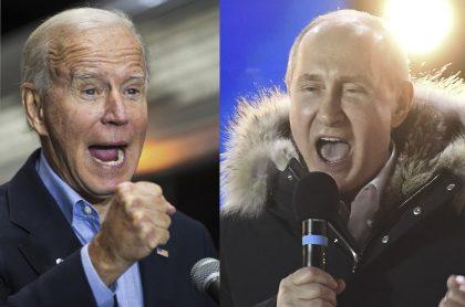 Joe Biden se reúne con Vladimir Putin