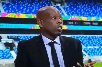 """Tino Asprilla, que habla sobre """"burradas"""" de James Rodríguez con Selección Colombia"""