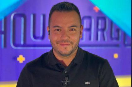 Carlos Zapata, que lleva varios años en Win Sports, remplazará a Daniel Pérez en la dirección de la franja informativa del canal.