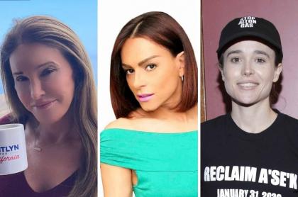 Caitlyn Jenner, Endry Cardeño, Elliot Page, famosas que cambiaron de género