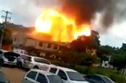 Fotos de terrorista que puso carro bomba en batallón de Cúcuta