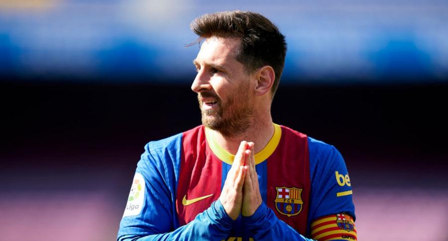Lionel Messi, ilustra nota de renovación  de Messi con Barcelona está muy avanzada, según Joan Laporta