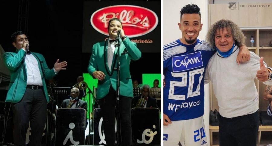 Canción Millonarios será campeón de Billo's Caracas Boy tendrá versión de 2021