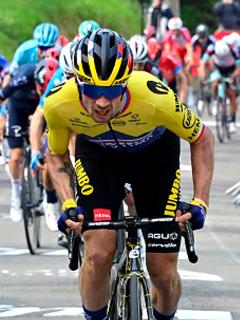 Roglic no se considera favorito para el Tour; Rigo es un nuevo opcionado