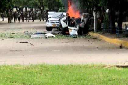 FBI apoyará investigación de atentado en batallón de Cúcuta